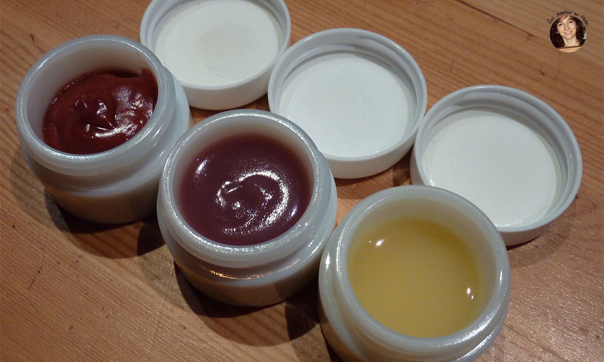 Fabriquer ses produits cosmetiques à la maison...