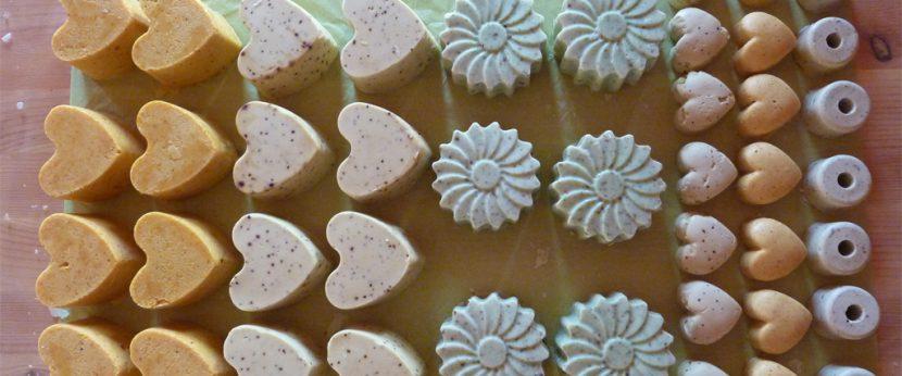 Atelier fabrication de savons artisanaux - Les Ateliers en Herbe.