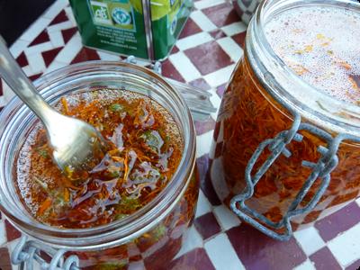 Macérat huileux pour produits d'hygiène naturels : Les Ateliers en Herbe