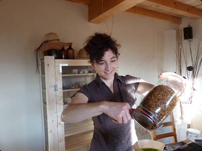 Sandrine est Herbaliste : Les Ateliers en Herbe