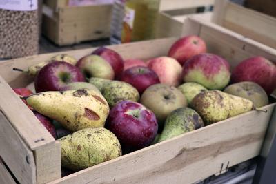 Fruits de saison du bon sens à l'alimentation vivante...