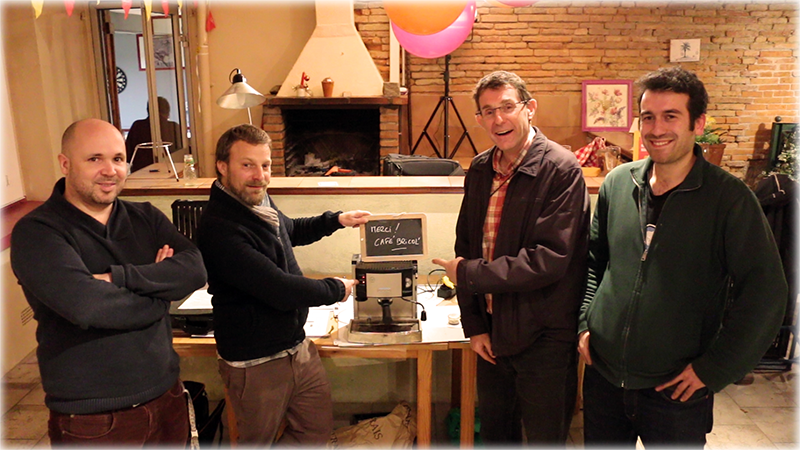 Repair Café ou Café Bricol' !