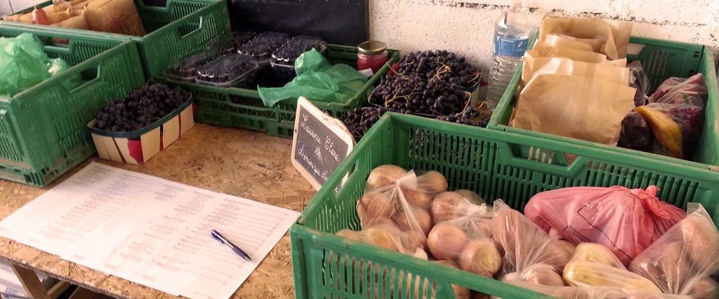 Paniers fermiers chaque jeudi à Lavalette !