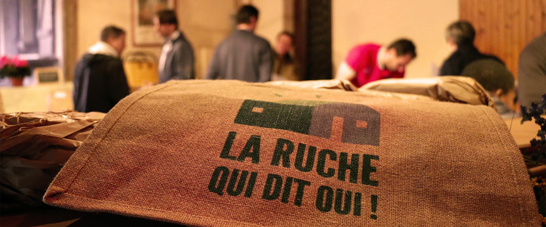 Marché producteurs de Lavalette.